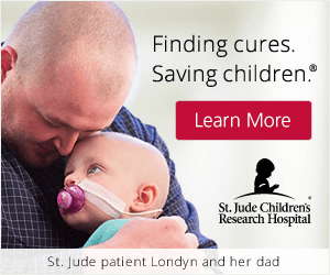Donate to St. Jude Children's Hospital